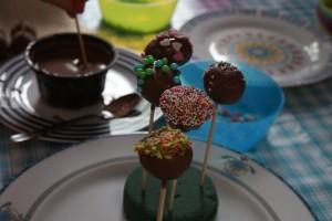 mmhh ... lecker: Cake Pops selbst gemacht!