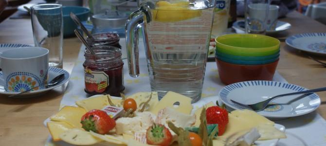 Schwangeren- & Babyfrühstück am 11. Oktober