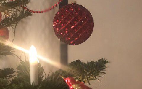 Weihnachtsgrüße für die Familien